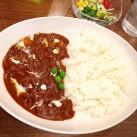 ハヤシライス(サラダ・スープ付)
