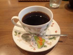 水出しコーヒー(HOT)
